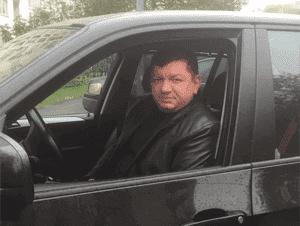 Валерий Арсёнов, трезвый водитель